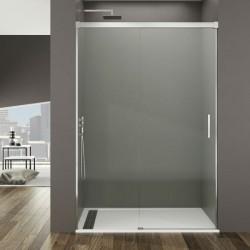 Resguardo duche fixo + deslizante BASIC