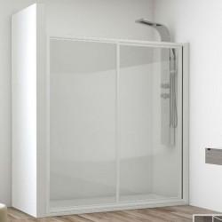 Resguardo duche fixo + deslizante à medida CARES