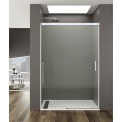 Resguardo duche fixo+deslizante BASIC WHITE